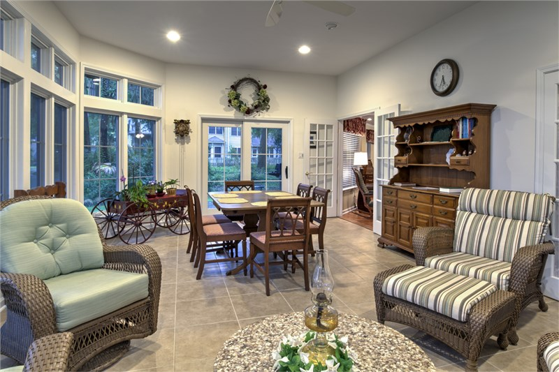 Why Sunrooms are a Sound Investment in Bluffton