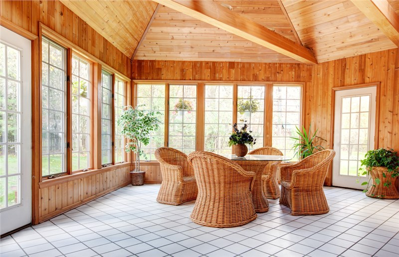 How to Keep Your Three Season Sunroom Warm During Cold Winter Months