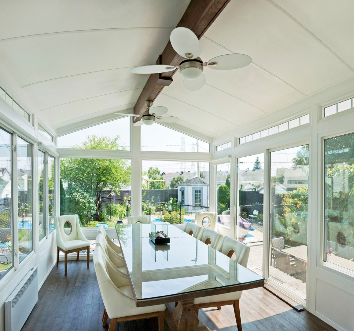 Porches Sunroom: Bluffton Cathedral Sunrooms