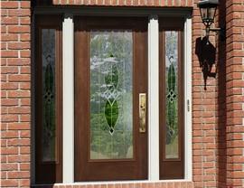 Wood Entry Doors 3