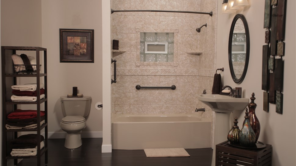 One Day Baths ---------- Bathroom Remodeling Photo 1