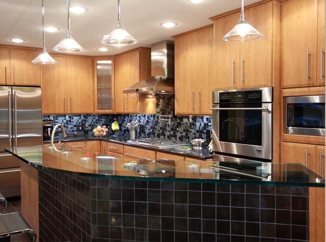 Kitchen Cabinets Kitchen Cabinet Installation Pic Home Pros