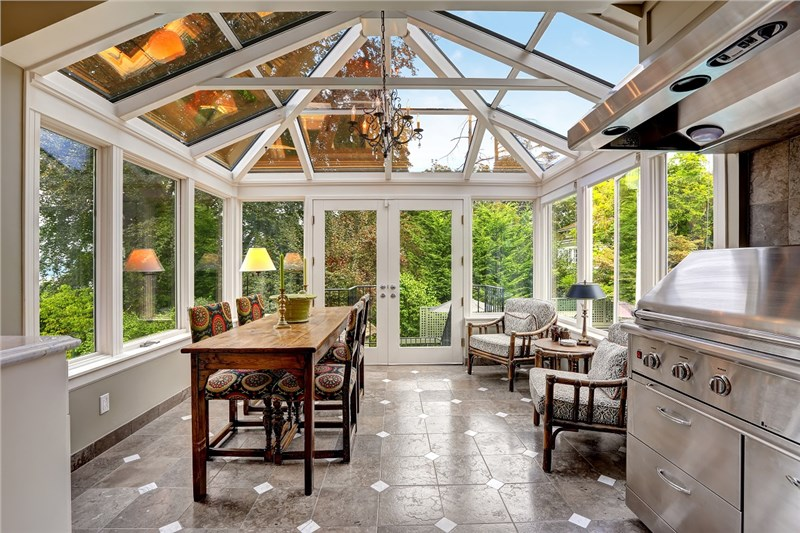 Designing A Sunroom: Using Custom Accessories To Create Your Perfect Space
