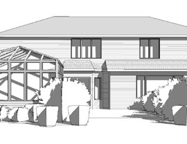Custom Design CAD Drawing Photo 4