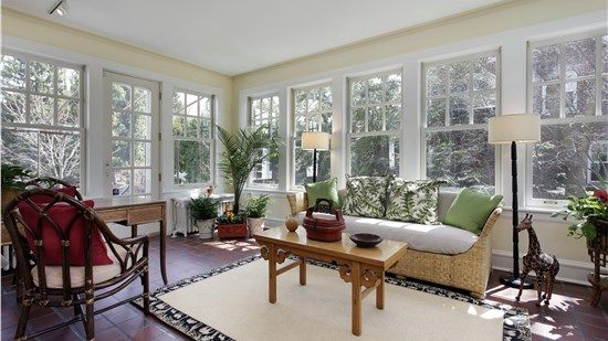 Free Sunroom Design