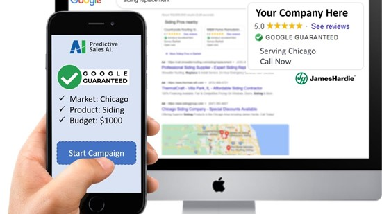 Generating Better Leads Through Google Local Services with PSAI