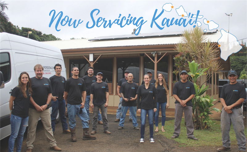 We're Expanding! Premier Restoration Brings a New Office to Kauai Island