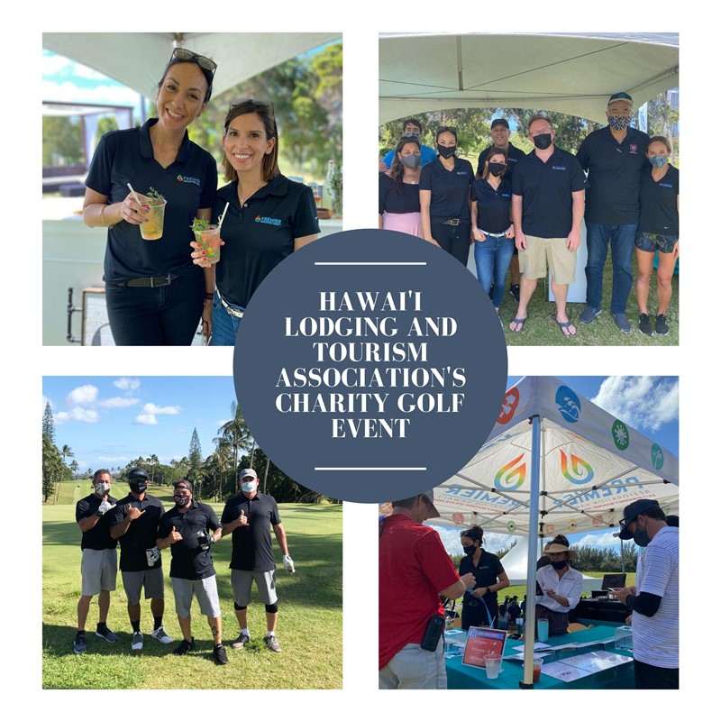 Hawaii Lodging and Tourism Association - Charity Golf Tournament