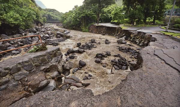 How prepared is your home or building in the event of a flash flood?