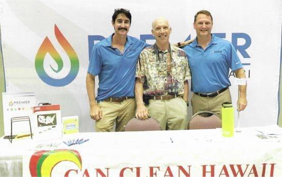 Acquisition of Can Clean Hawaii