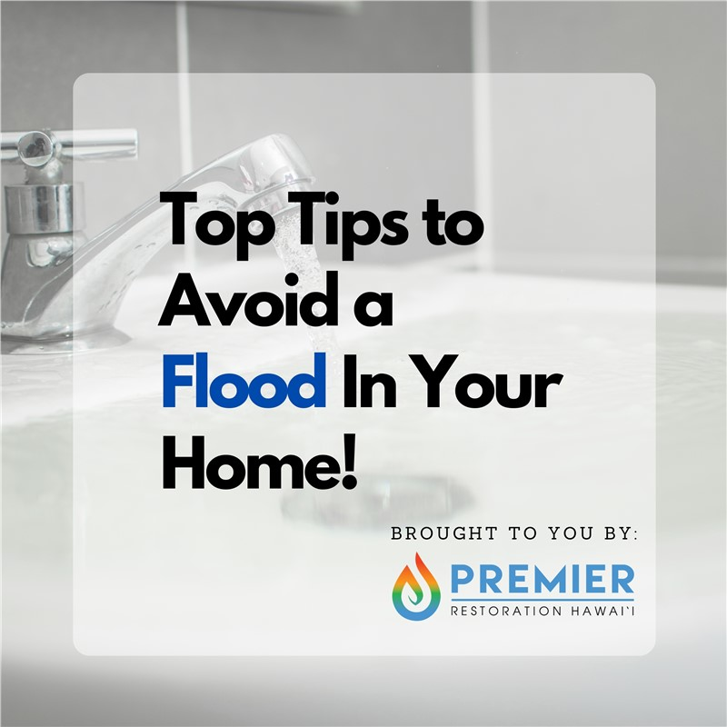Top Tips to Avoid a Flood in Your Home
