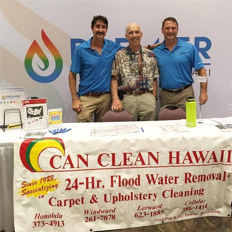 Can Clean Hawai'i joins the Premier Restoration Hawai'i 'Ohana