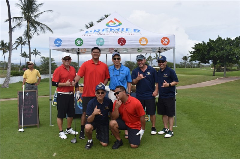 IREM Hawai'i's 23rd Annual Aaron M. Chaney Scholarship Golf Tournament