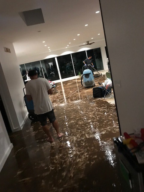 Will my Homeowners insurance cover the cost of flood damage and clean up?