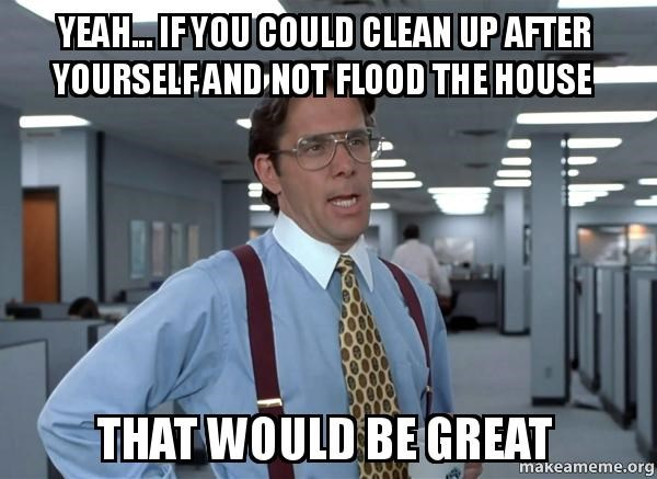 Survival Guide: What to do immediately following a house flood