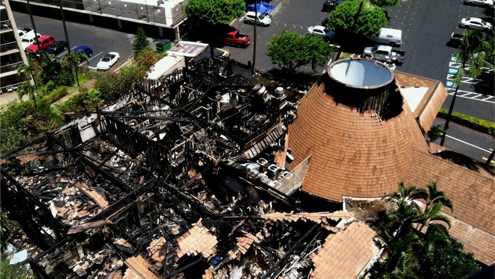 Fire & Smoke Damage Photo 1