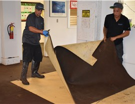 Flood Damage Restoration Photo 3