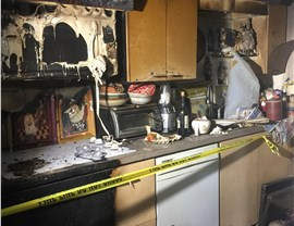 Residential Services - Fire & Smoke Damage Photo 4