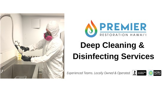 Commercial Deep Cleaning and Disinfecting Services