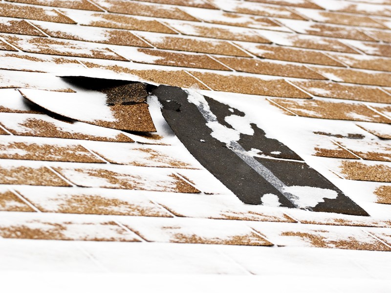 Winter Roof Repairs