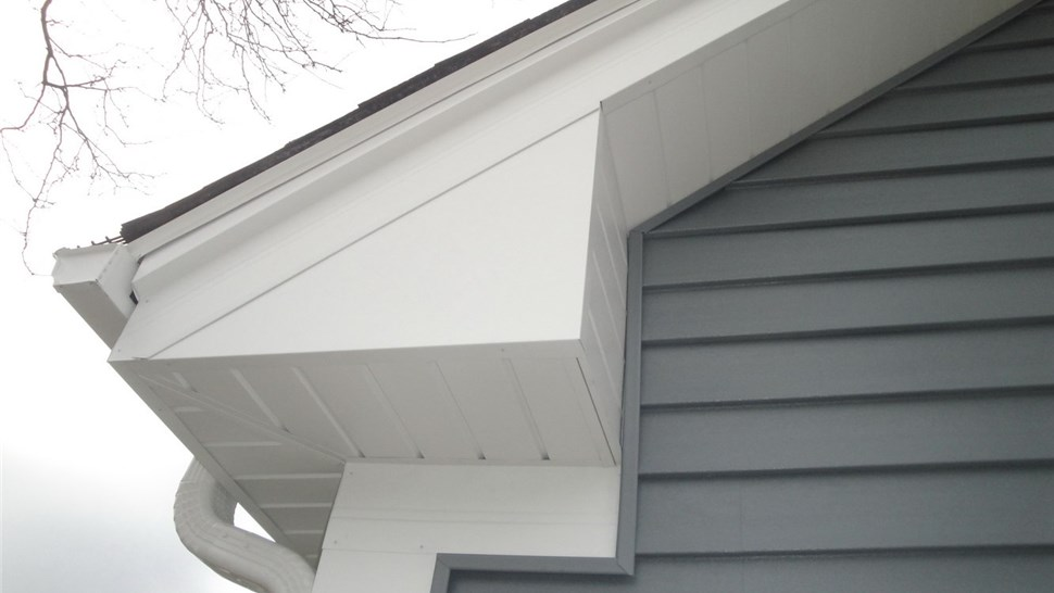 Gutters - Gutter Protection Photo 4