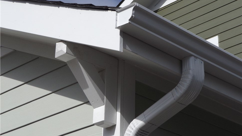 Multi-Family - Gutters Photo 2