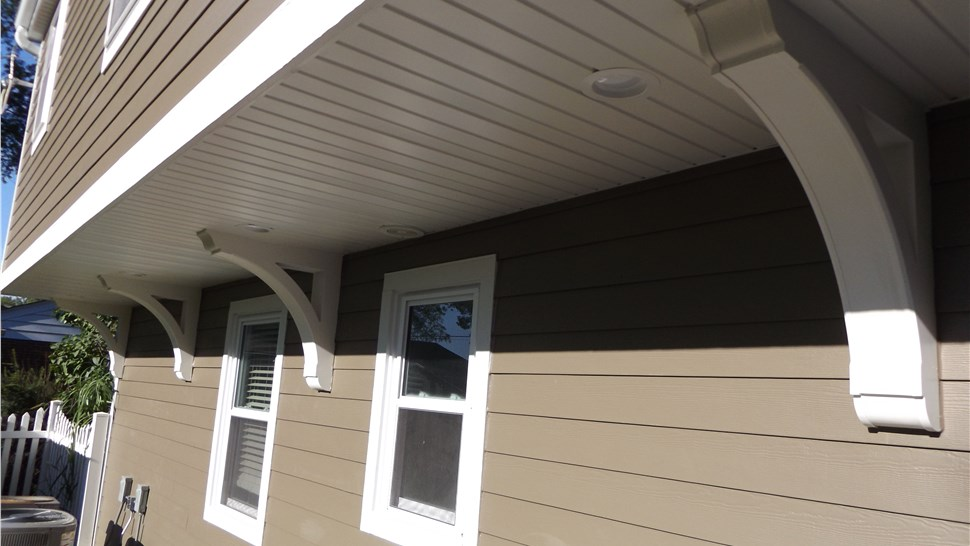 Siding - Soffits & Fascia Photo 2