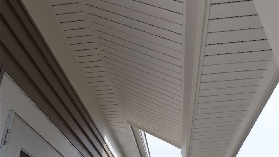 Gutters - Gutter Protection Photo 2