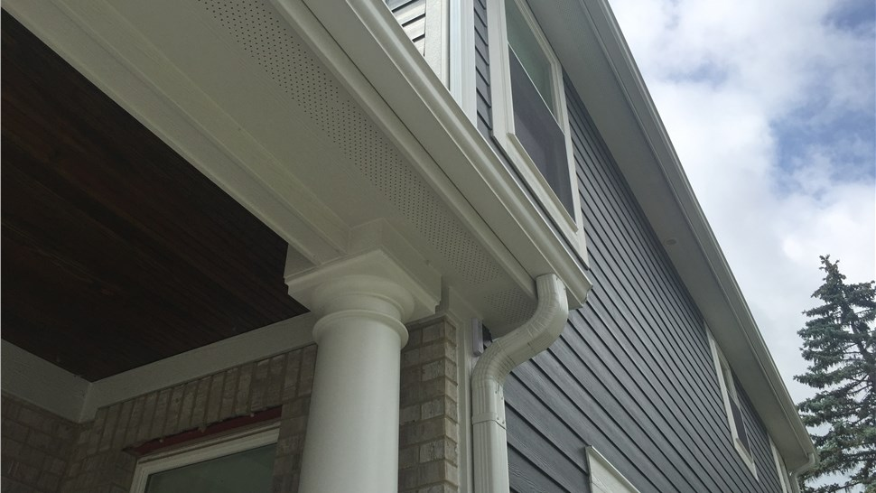 Gutters - Gutter Protection Photo 1