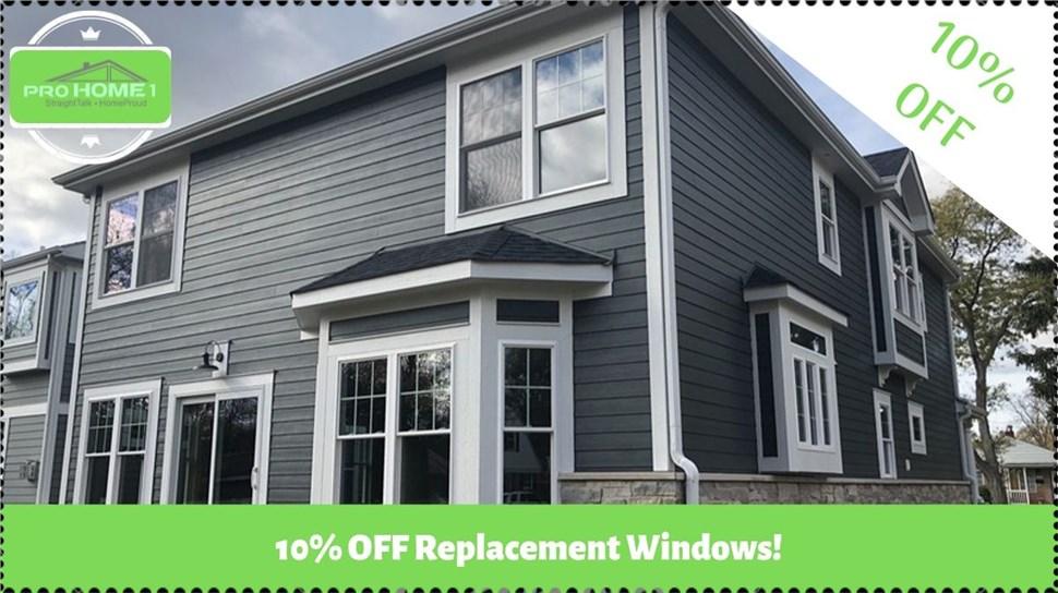 10% Off Windows