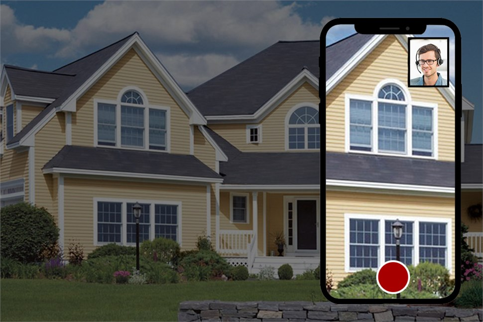 Start Your Project with a No-Obligation Virtual In-Home Consultation