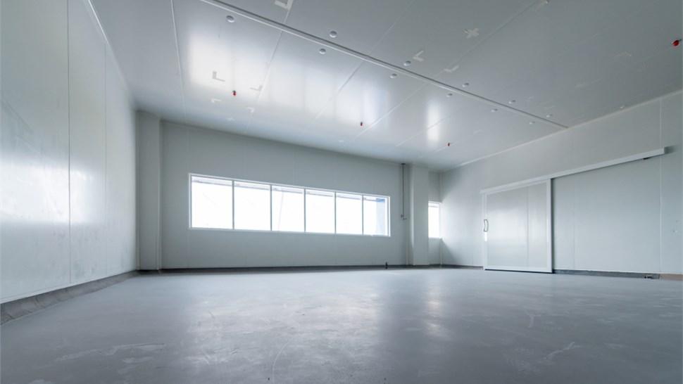 Residential Floor Coatings - Storage Area Floor Coating Photo 1