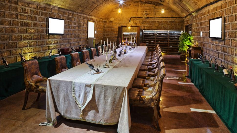 Industrial Floor Coatings - Tasting Room Floor Coating Photo 1