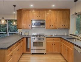 Refinishing - Cabinets Photo 3