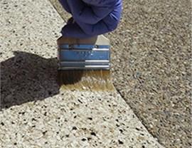 Residential Floor Coatings - Patio Surface Coating Photo 3