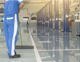 Industrial Floor Coatings Photo 1