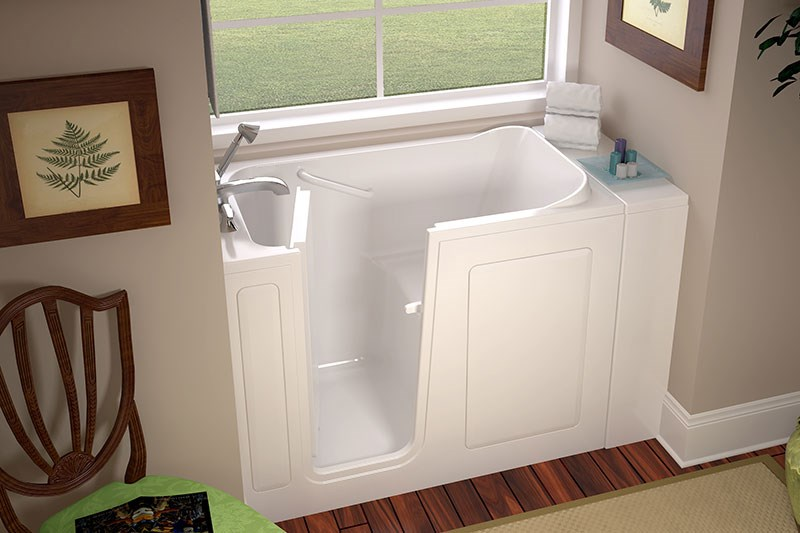 Regain Your Independence With a Walk-In Tub