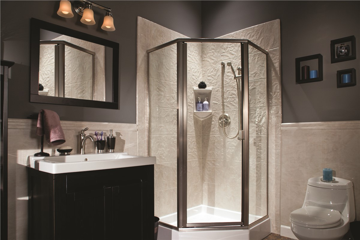 Albuquerque replacement showers new mexico remodeling for Bath remodel albuquerque