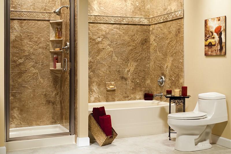 PHoenix Shower Surrounds   Shower Surrounds in AZ   Reliant
