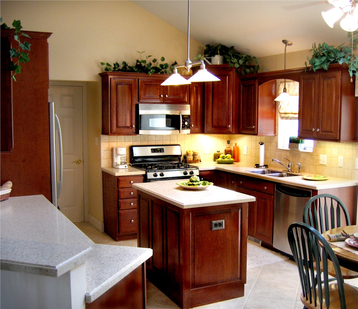 Repainting Old Kitchen Cabinets: Cabinet Refinishing Company