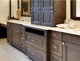 Bathroom Remodeling - Bathroom Cabinets Photo 4