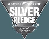 Silver Pledge warranty from GAF