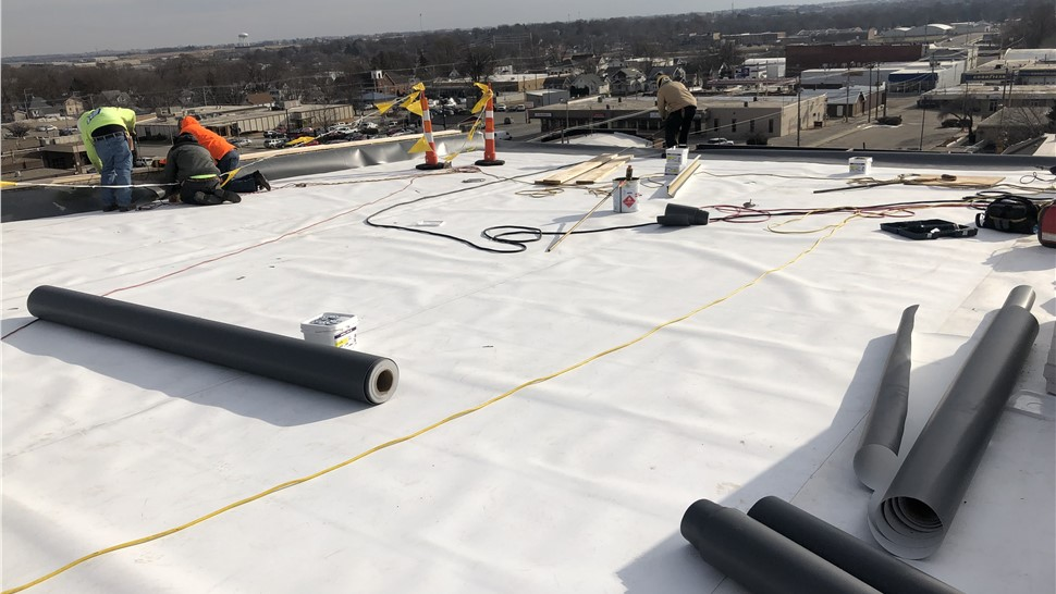 Commerical - Roofing Photo 1