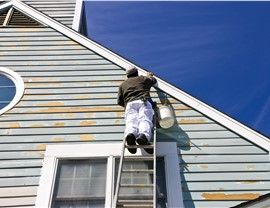 Siding - Storm Damage Restoration Photo 1
