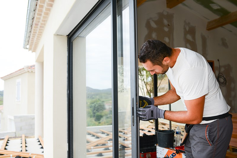 DIY or Not? Installing a Sliding Glass Door