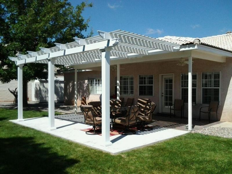 Top 5 Reasons to Add a Pergola to your Albuquerque Home