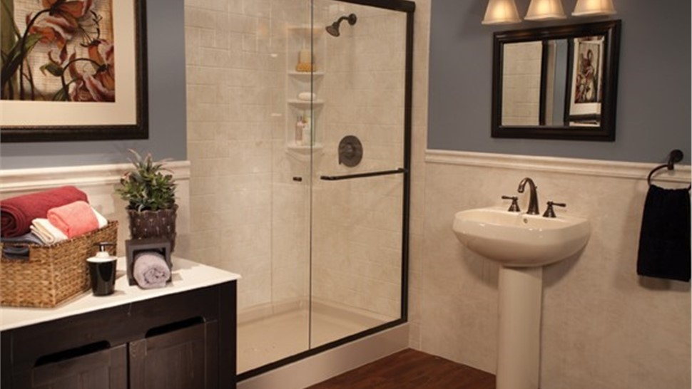 Walk-in Showers | Bathroom Remodeling | NM | Sandia Sunrooms