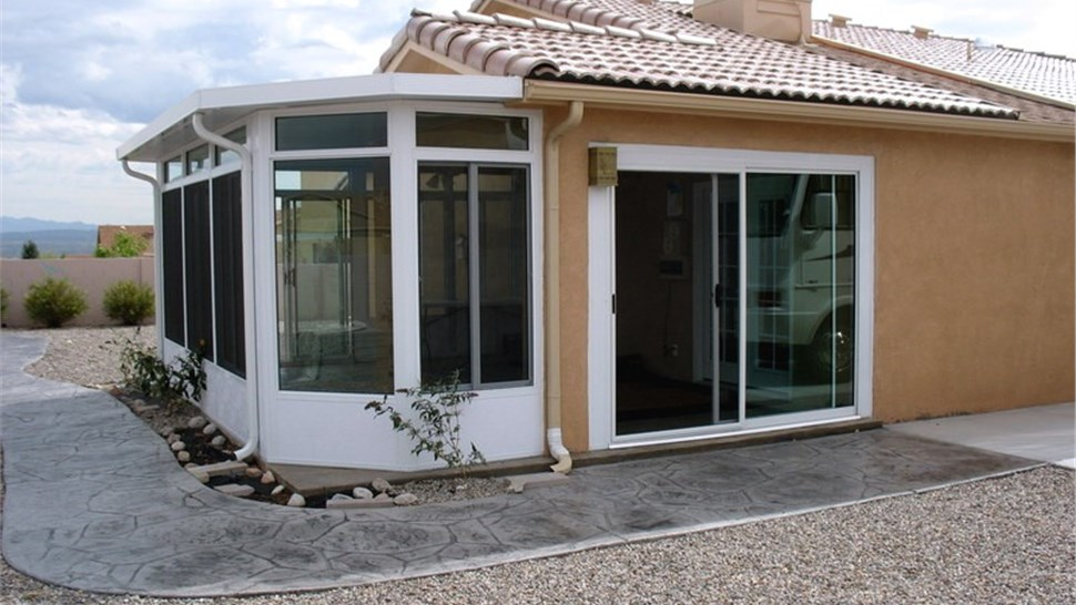 & Patio Doors | French Doors | Albuquerque NM | Sandia Sunrooms