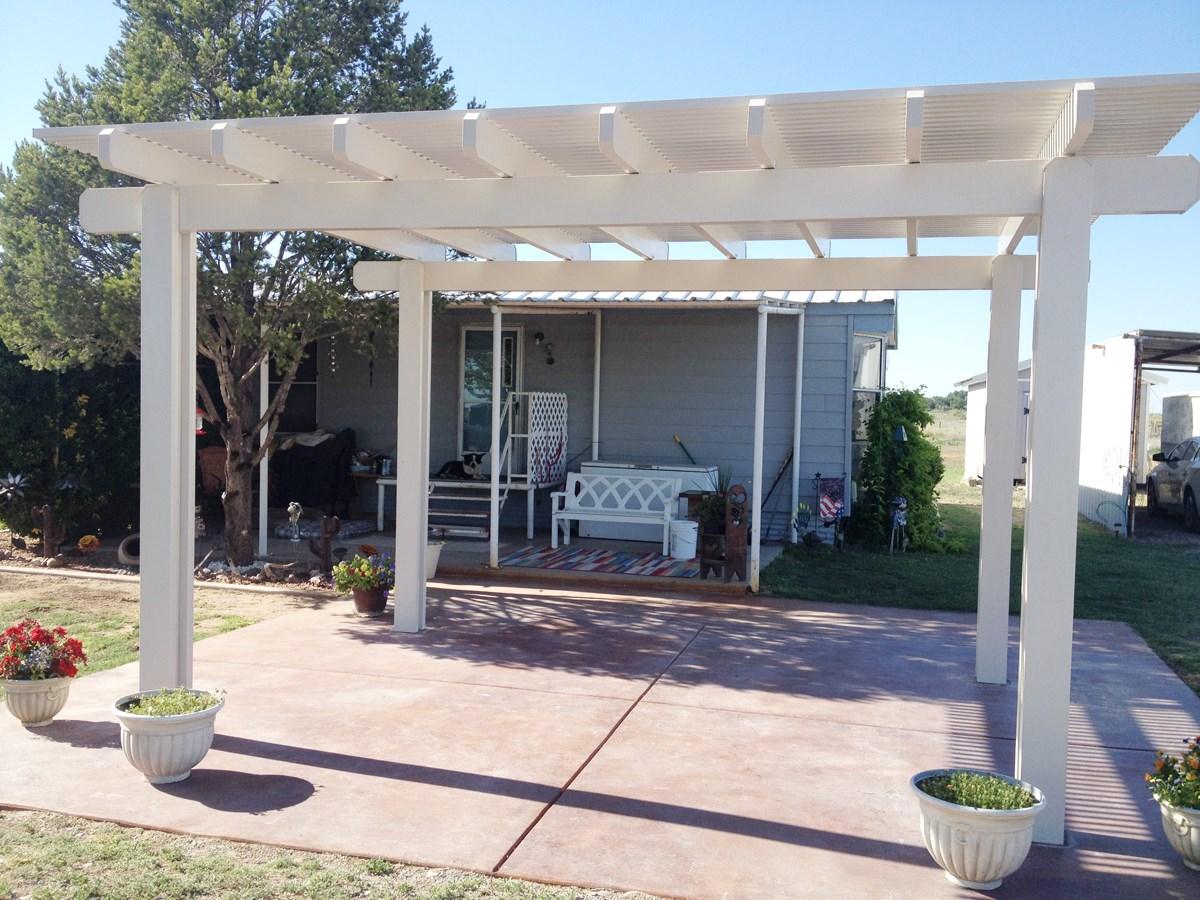 Pergolas Partial Shade Albuquerque Nm Sandia Sunrooms