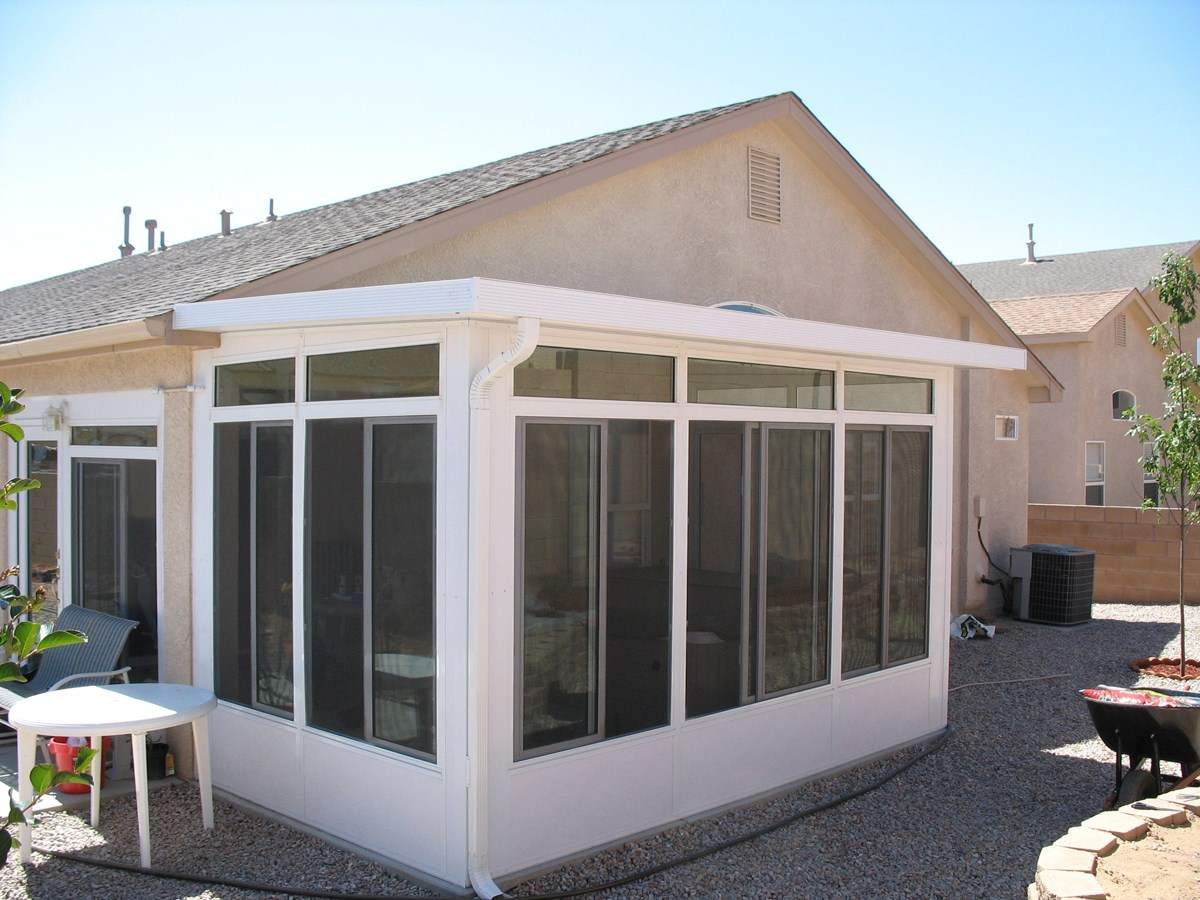 All season rooms albuquerque sunrooms sandia sunrooms for 4 season sunroom